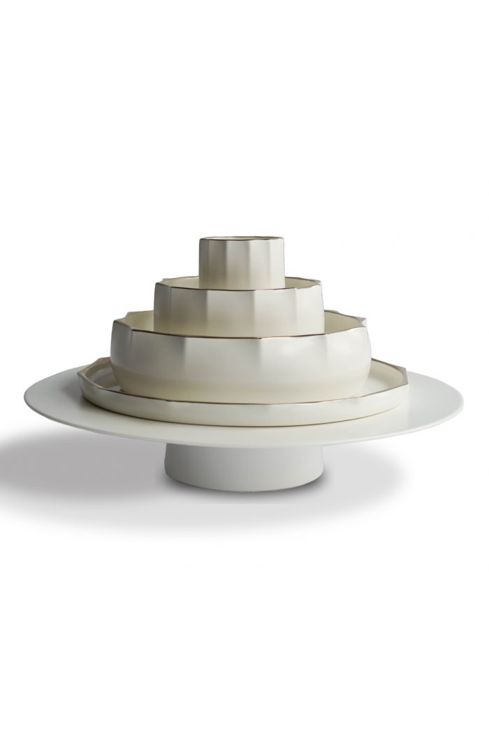 Woha tableware cake stand