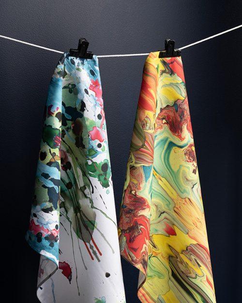 Hanging-tea-towels